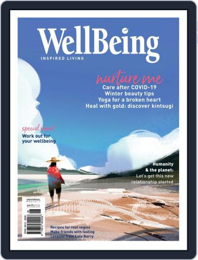 WellBeing Magazine (Digital) July 1st, 2020 Issue Cover