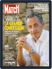 Paris Match Magazine (Digital) Subscription July 30th, 2020 Issue