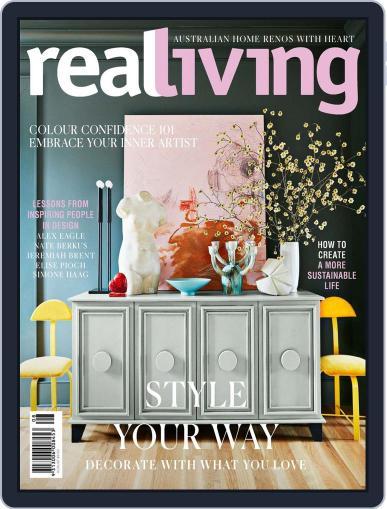 Real Living Australia Magazine (Digital) August 1st, 2020 Issue Cover