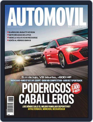 Automóvil Panamericano (Digital) June 1st, 2020 Issue Cover