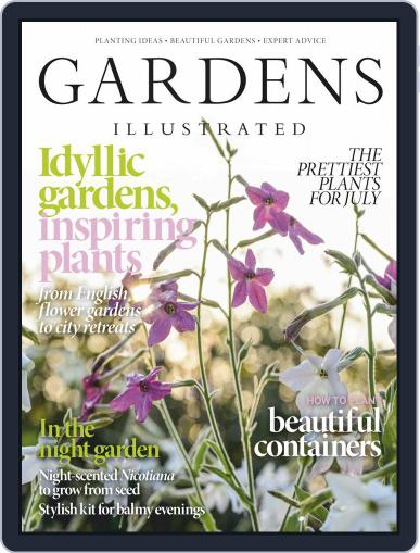 Gardens Illustrated Magazine (Digital) July 1st, 2020 Issue Cover