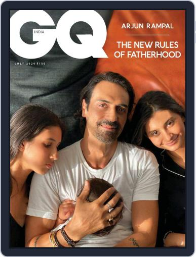 GQ India Magazine (Digital) July 1st, 2020 Issue Cover