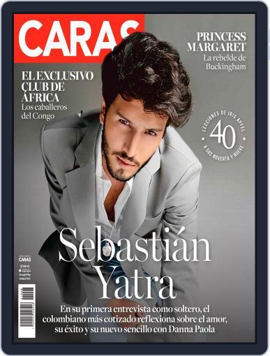 Caras-méxico Magazine (Digital) August 1st, 2020 Issue Cover