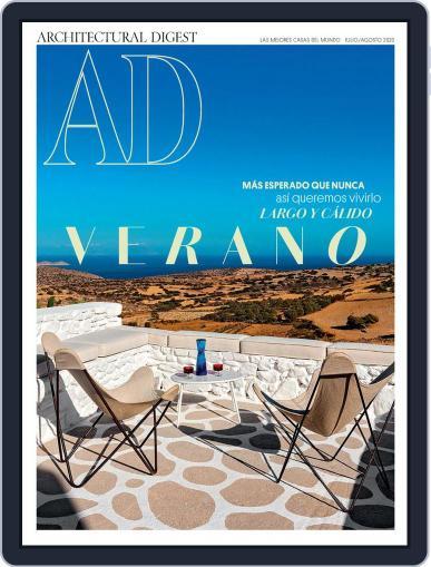 Ad España Magazine (Digital) July 1st, 2020 Issue Cover