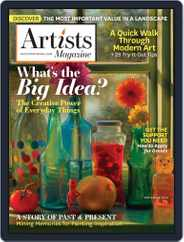 Artists Magazine (Digital) Subscription September 1st, 2020 Issue
