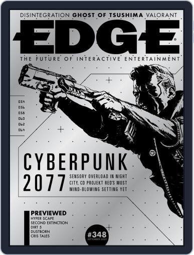 Edge Magazine (Digital) September 1st, 2020 Issue Cover