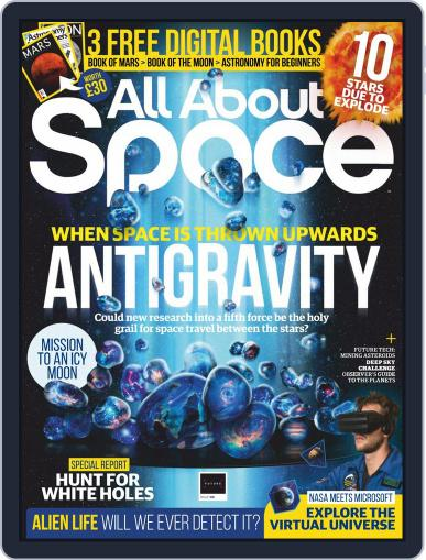 All About Space Magazine (Digital) July 1st, 2020 Issue Cover