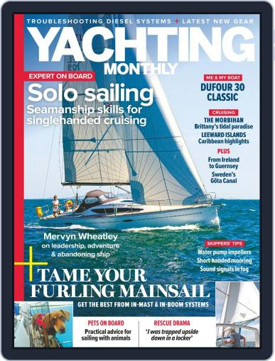Yachting Monthly Magazine (Digital) August 1st, 2020 Issue Cover
