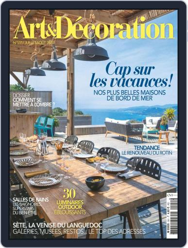 Art & Décoration Magazine (Digital) June 23rd, 2020 Issue Cover