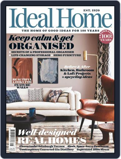 Ideal Home Magazine (Digital) September 1st, 2020 Issue Cover