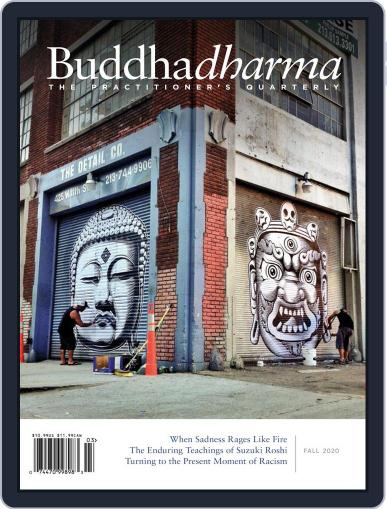Buddhadharma: The Practitioner's Quarterly Magazine (Digital) July 17th, 2020 Issue Cover