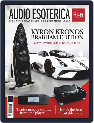 Audio Esoterica Magazine (Digital) April 27th, 2020 Issue Cover