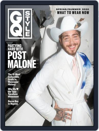 GQ Style (Digital) March 5th, 2020 Issue Cover