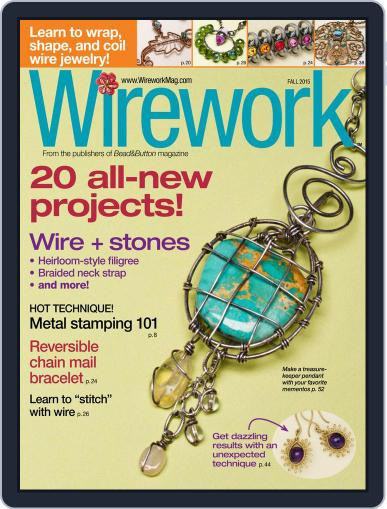 Wirework Magazine (Digital) October 9th, 2015 Issue Cover