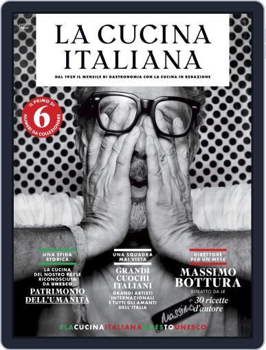 La Cucina Italiana Magazine (Digital) July 1st, 2020 Issue Cover