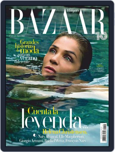 Harper's Bazaar España Magazine (Digital) July 1st, 2020 Issue Cover