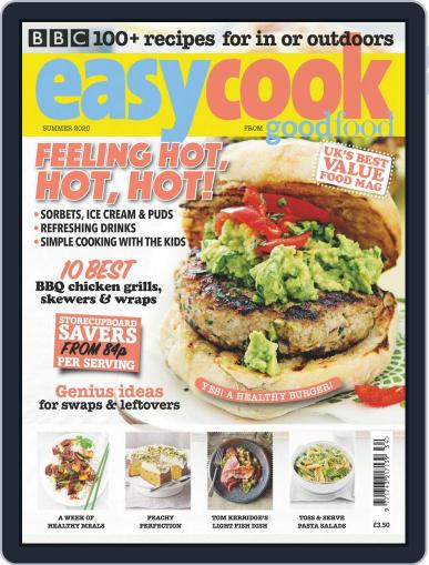 BBC Easycook Magazine (Digital) July 1st, 2020 Issue Cover