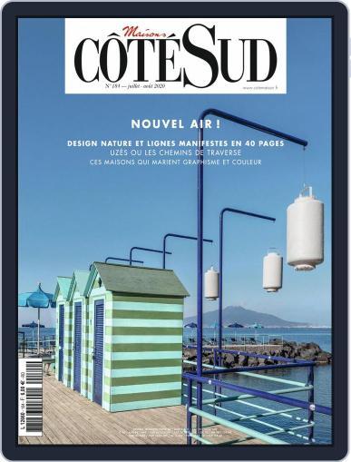 Côté Sud Magazine (Digital) July 1st, 2020 Issue Cover