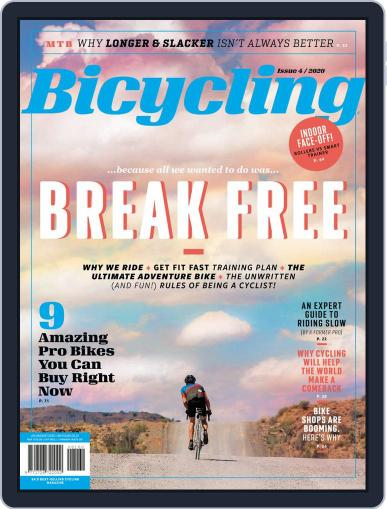 Bicycling South Africa (Digital) July 1st, 2020 Issue Cover