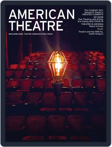 AMERICAN THEATRE (Digital) May 1st, 2020 Issue Cover