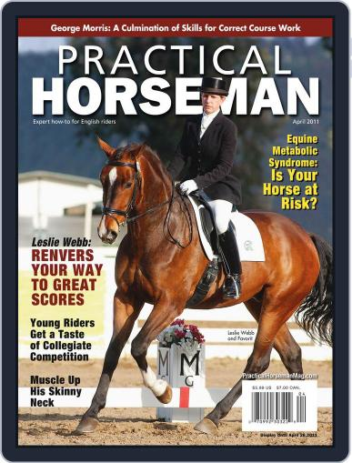 Practical Horseman Magazine (Digital) March 21st, 2011 Issue Cover