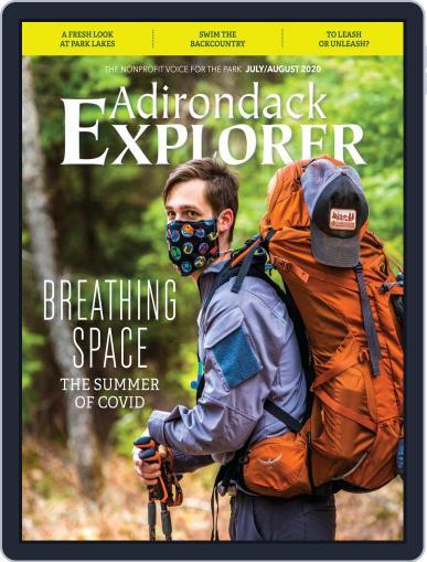 Adirondack Explorer Magazine (Digital) July 1st, 2020 Issue Cover