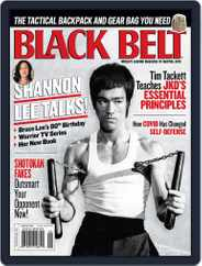 Black Belt Magazine (Digital) Subscription August 1st, 2020 Issue