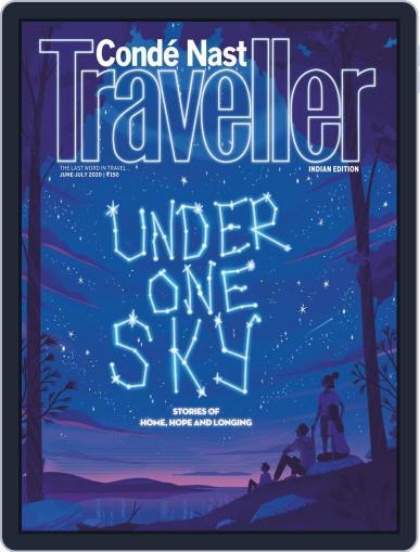 Conde Nast Traveller India Magazine (Digital) June 1st, 2020 Issue Cover