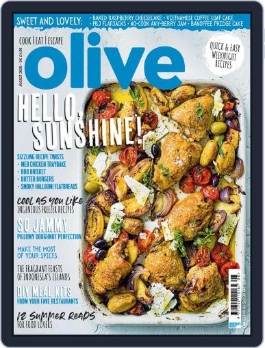 Olive Magazine (Digital) August 1st, 2020 Issue Cover
