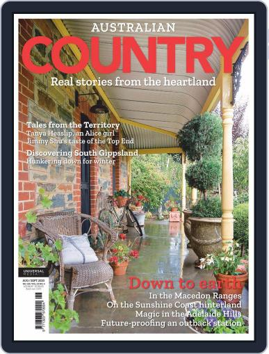 Australian Country Magazine (Digital) July 1st, 2020 Issue Cover