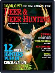 Deer & Deer Hunting Magazine (Digital) Subscription August 1st, 2020 Issue
