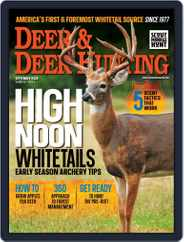 Deer & Deer Hunting Magazine (Digital) Subscription September 1st, 2020 Issue