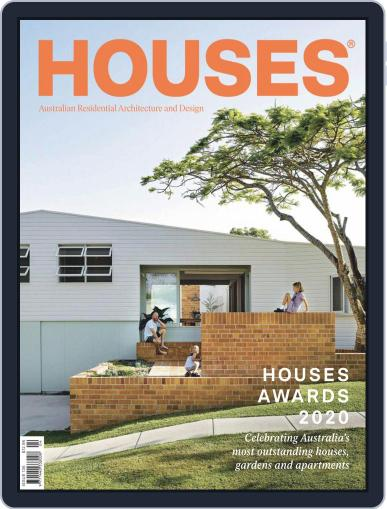 Houses Magazine (Digital) August 1st, 2020 Issue Cover