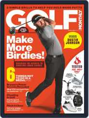 Golf Monthly Magazine (Digital) Subscription August 1st, 2020 Issue