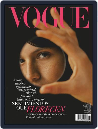 Vogue Latin America Magazine (Digital) July 1st, 2020 Issue Cover