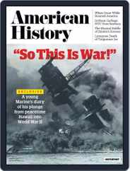 American History Magazine (Digital) Subscription August 1st, 2020 Issue