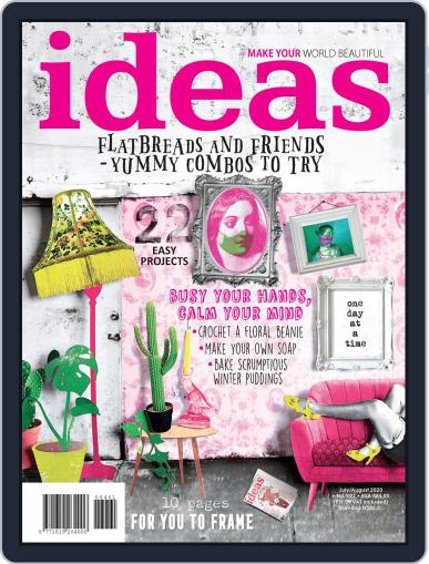 Ideas Magazine (Digital) July 1st, 2020 Issue Cover