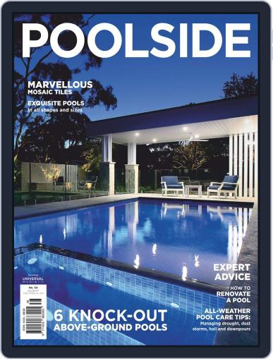Poolside Magazine (Digital) June 24th, 2020 Issue Cover