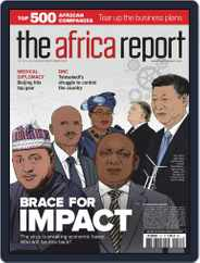 The Africa Report Magazine (Digital) Subscription July 1st, 2020 Issue