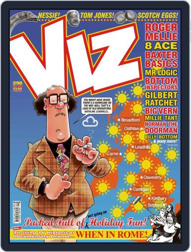 Viz Magazine (Digital) September 1st, 2020 Issue Cover