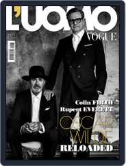 L'uomo Vogue (Digital) Subscription November 1st, 2017 Issue