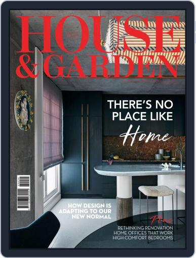 Condé Nast House & Garden Magazine (Digital) August 1st, 2020 Issue Cover