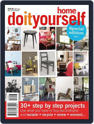 Diy Home Magazine (Digital) July 29th, 2011 Issue Cover