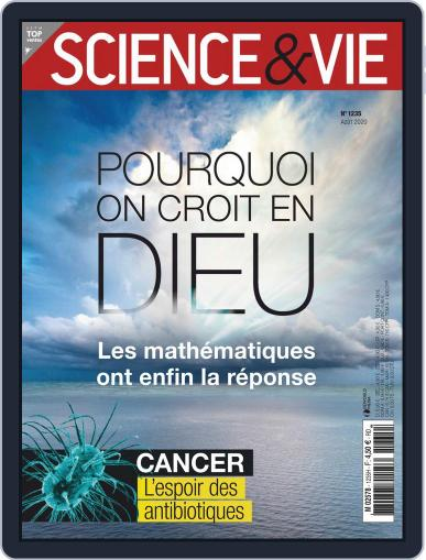 Science & Vie Magazine (Digital) August 1st, 2020 Issue Cover