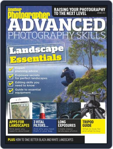 Amateur Photographer Advanced Photography Skills. Magazine (Digital) February 1st, 2015 Issue Cover