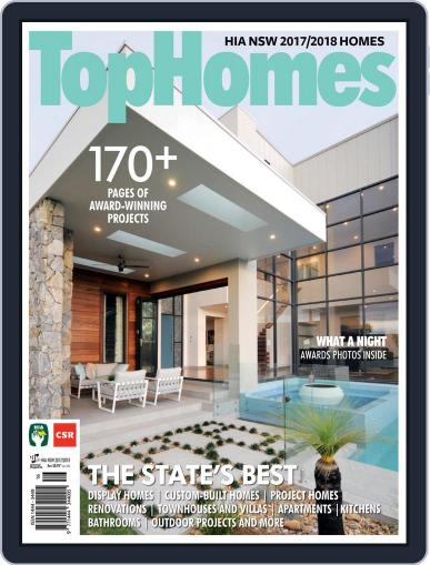Top Homes Magazine (Digital) April 1st, 2018 Issue Cover