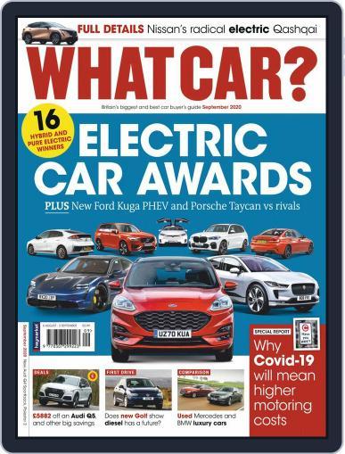 What Car? Magazine (Digital) September 1st, 2020 Issue Cover