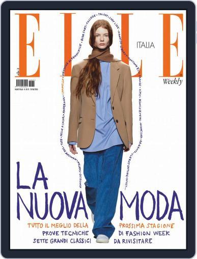 Elle Italia Magazine (Digital) August 29th, 2020 Issue Cover