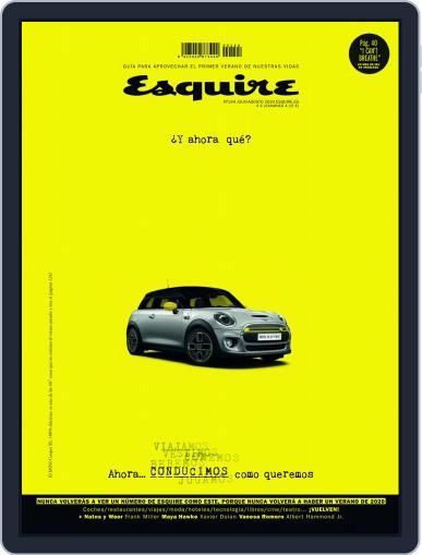 Esquire - España Magazine (Digital) July 1st, 2020 Issue Cover