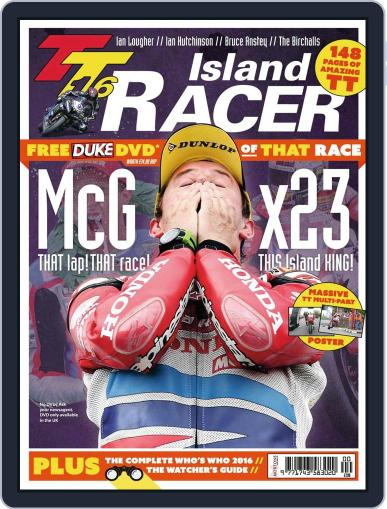 Island Racer Magazine (Digital) May 17th, 2016 Issue Cover